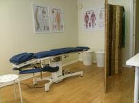 Detta kan vara arbetsrummet som du kommer att jobba som Kiropraktor .